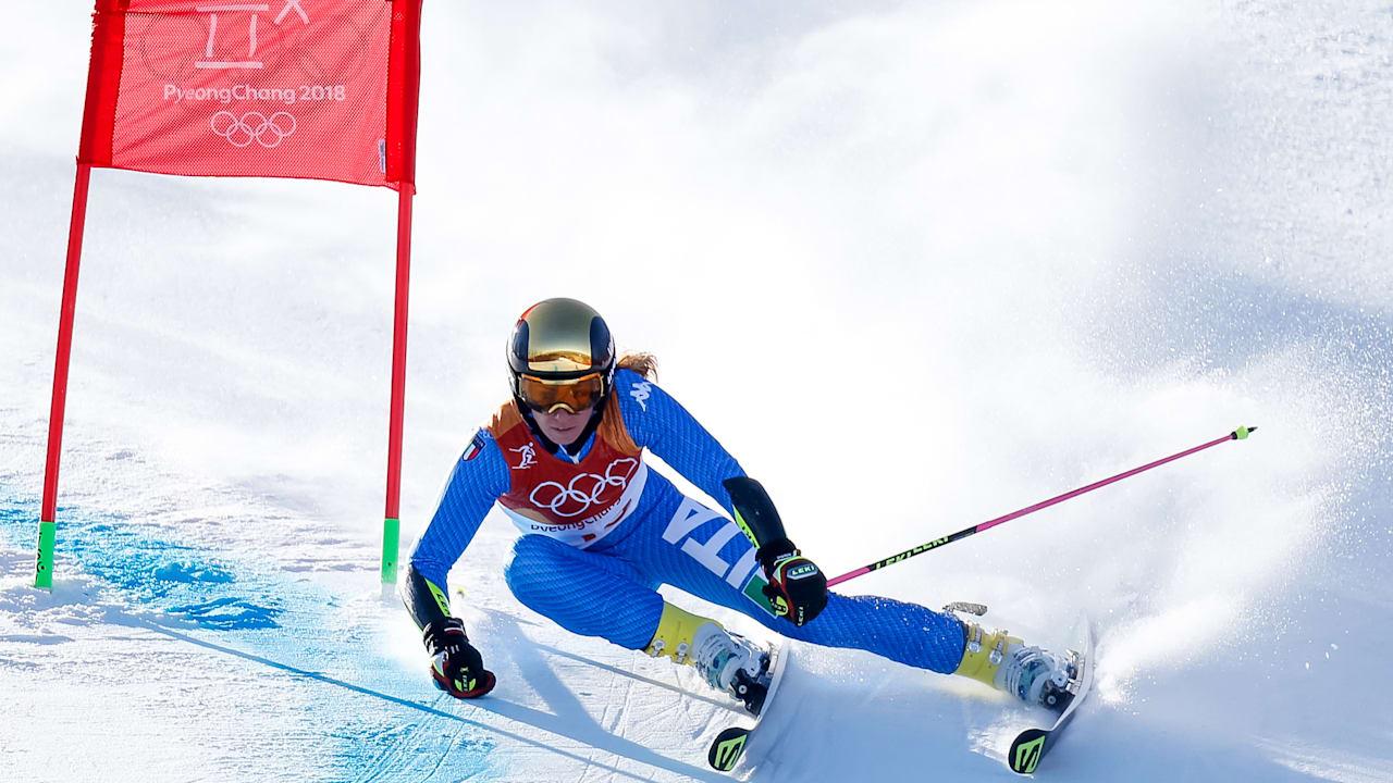 Ski Star Marta Bassino This Is How I Prepare For Beijing 2022