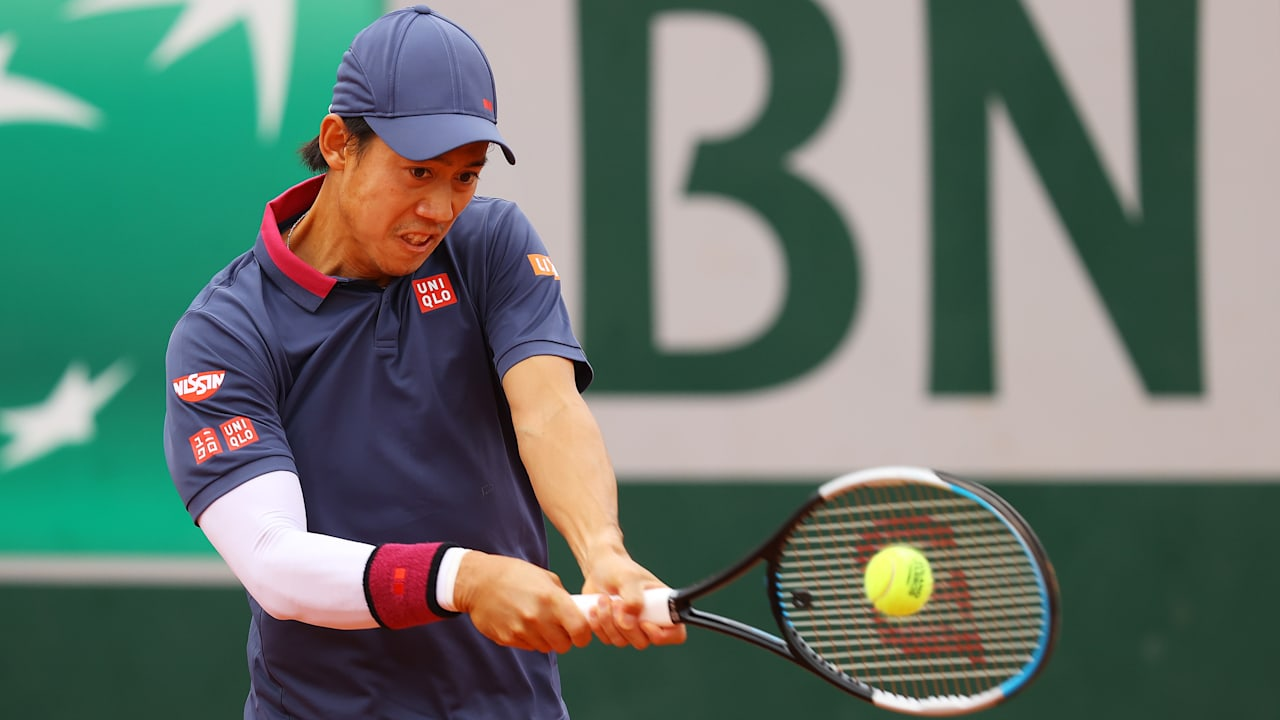 テニス】錦織圭がヨーロピアンOPを欠場「肩の状態が100%ではない」