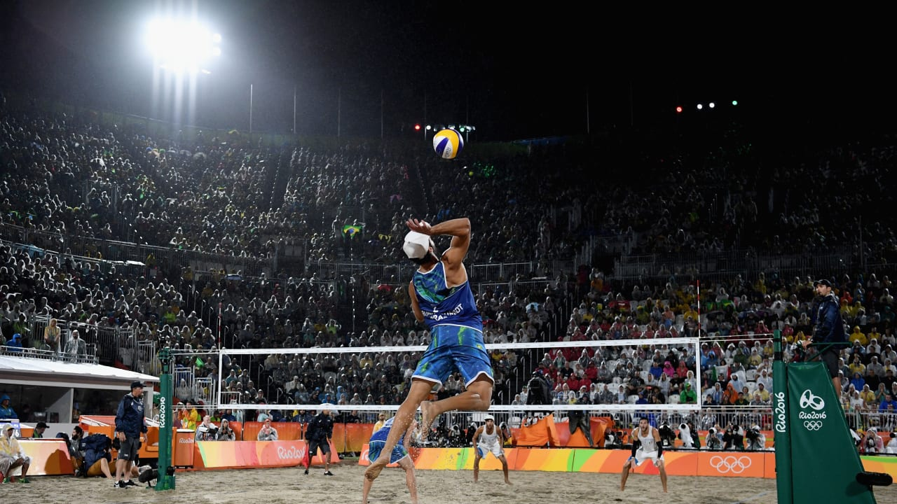 How To Play Volleyball Rules Key Moves Olympic Channel