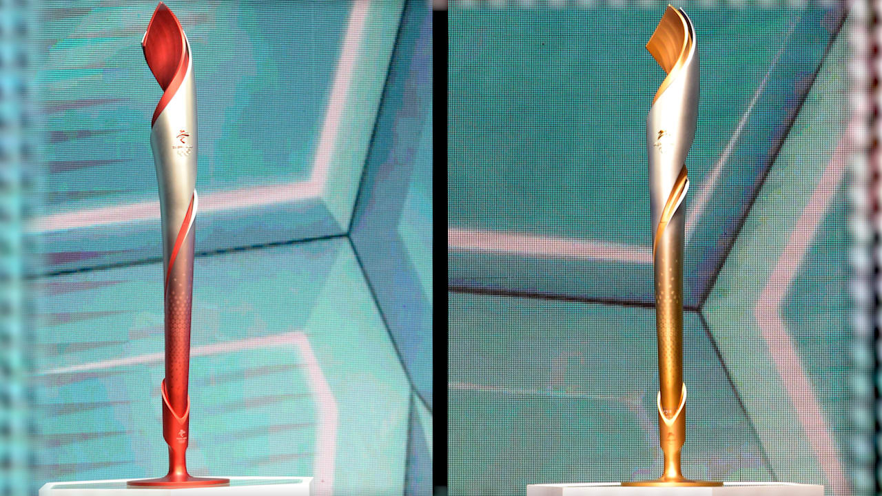 Beijing 2022 Olympic and Paralympic Torch designs revealed