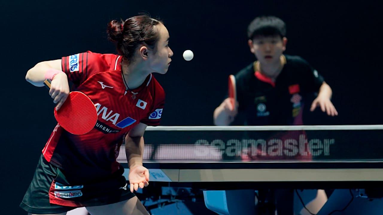 東京 五輪 卓球 代表