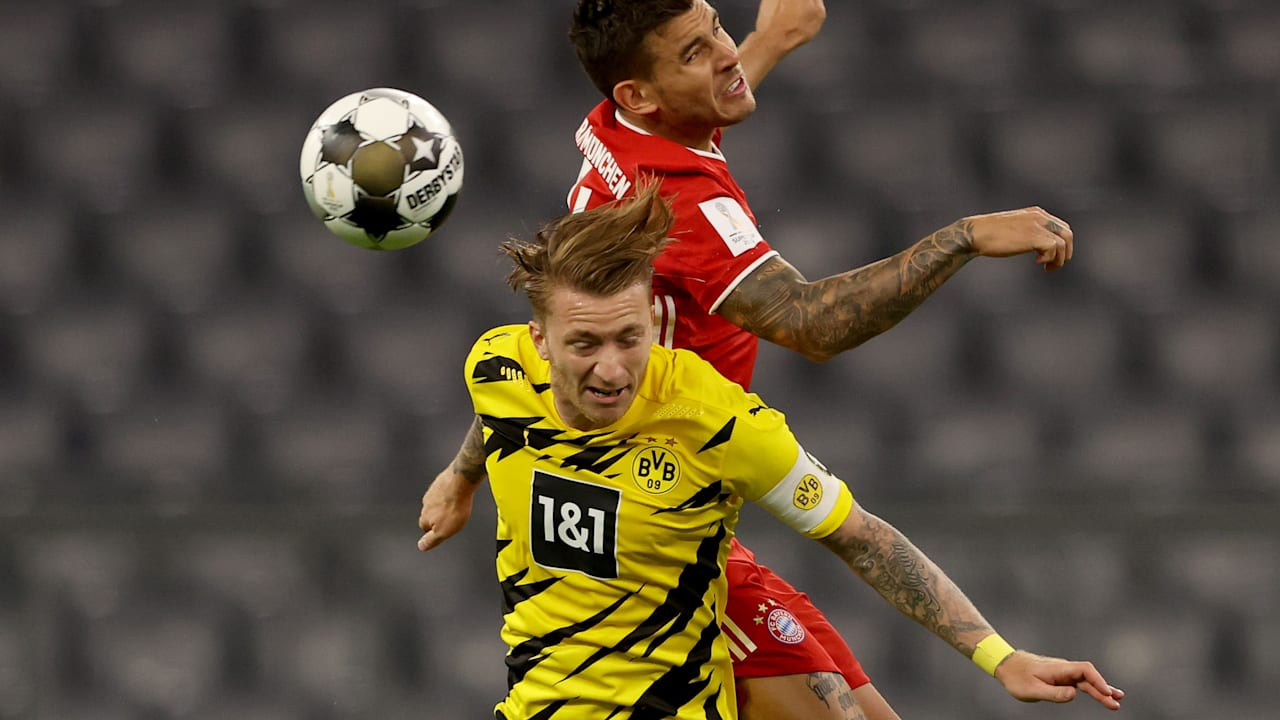 Dortmund Vs Bayern Der Klassiker And Bundesliga Matchweek 7 Fixtures Where To Watch Live Stream In India