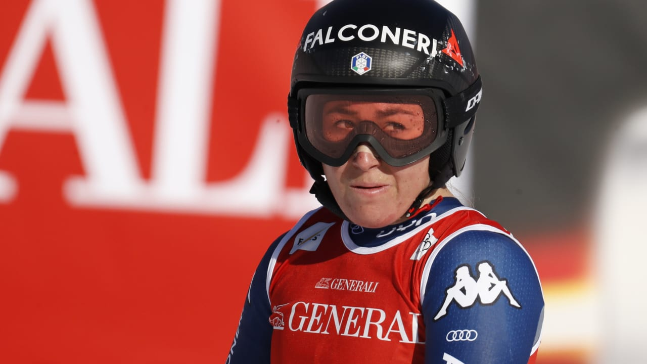 Remember It Is From Pain That We Can Start Again Sofia Goggia After Season Ending Injury