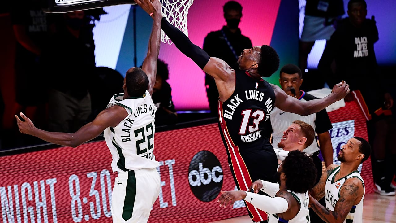 Bucks Vs Heat Nba Semi Finals Schedule Times And Where To Watch Live Streaming In India