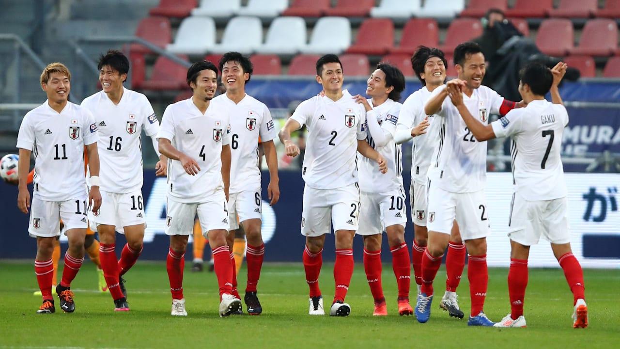 サッカー】日本代表オンラインイベント「日本代表という名のもとに」を ...