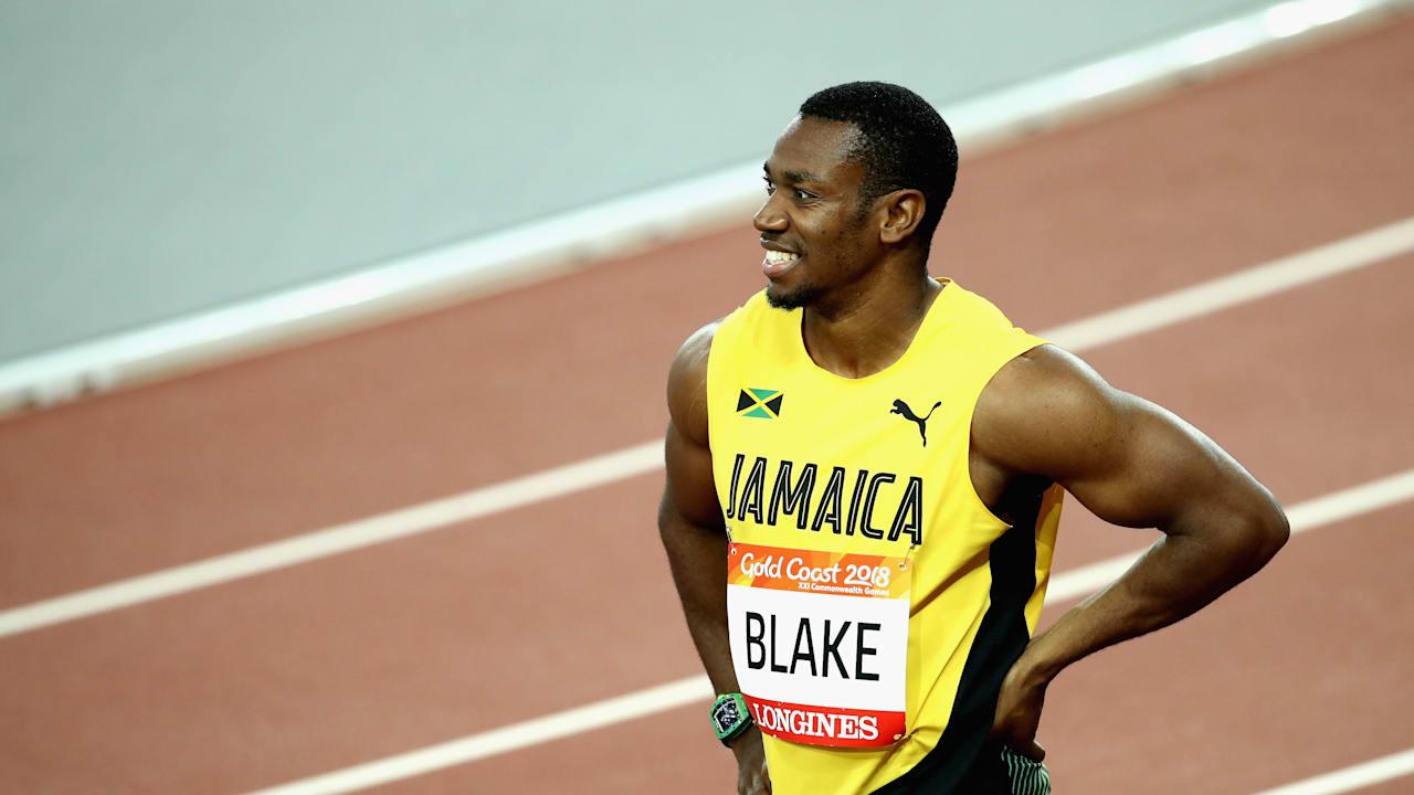 Post Tokyo 2020, Yohan Blake eyes at training Indian athletes