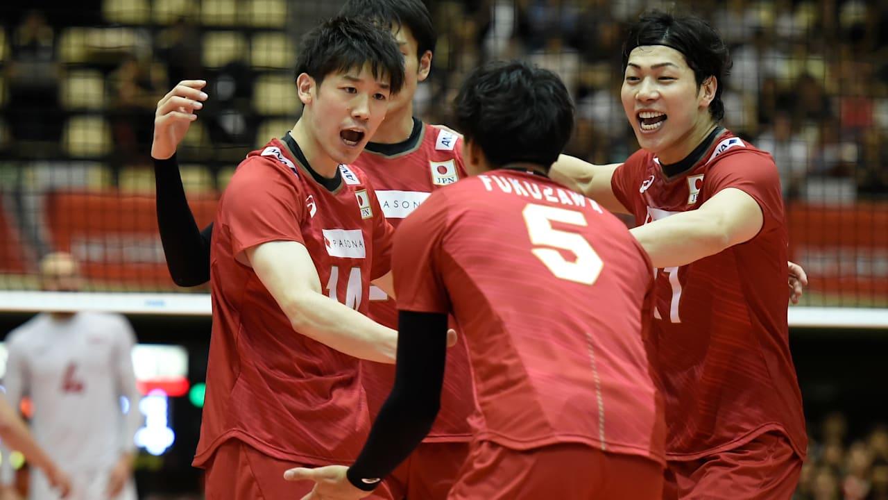 バレーボール】男女日本代表紅白戦をリモートマッチで開催|石川祐希ら ...