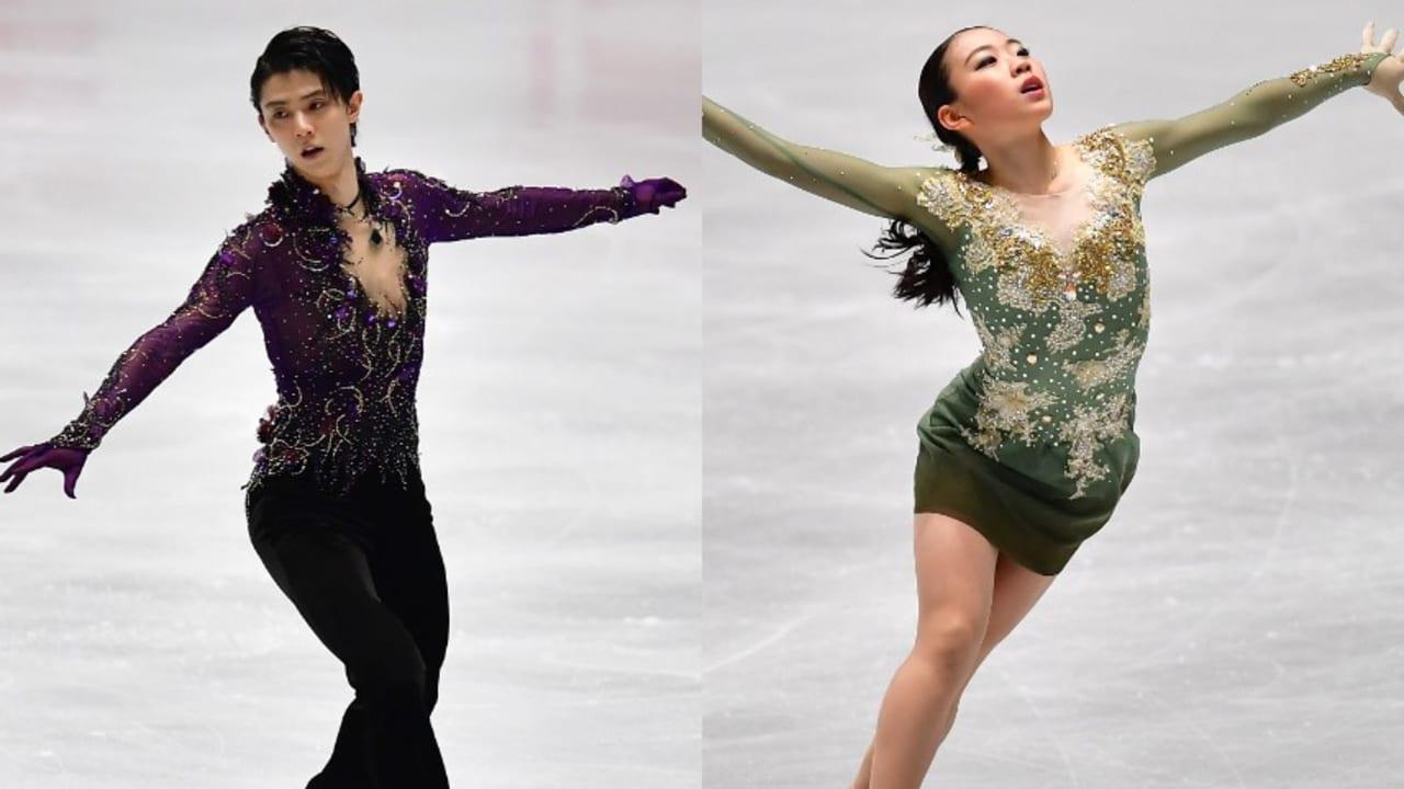 羽生結弦、紀平梨花ら出場ISU四大陸フィギュアスケート選手権 日程 ...