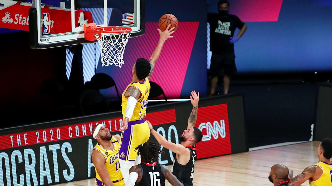 Rockets Vs Lakers Nba Semi Finals Schedule Times And Where To Watch Live Streaming In India