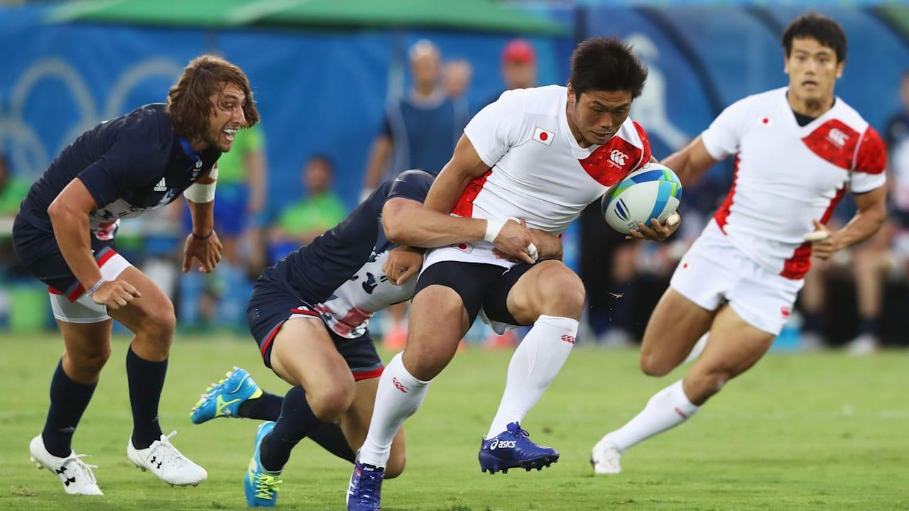 男子7人制ラグビー日本代表が8/24から合宿開始|2カ所に分かれて実施