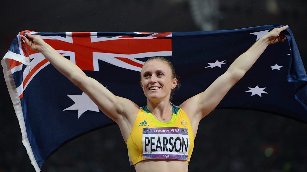 ロンドン五輪の女子100mハードル金メダリスト、ピアソンが現役引退を表明