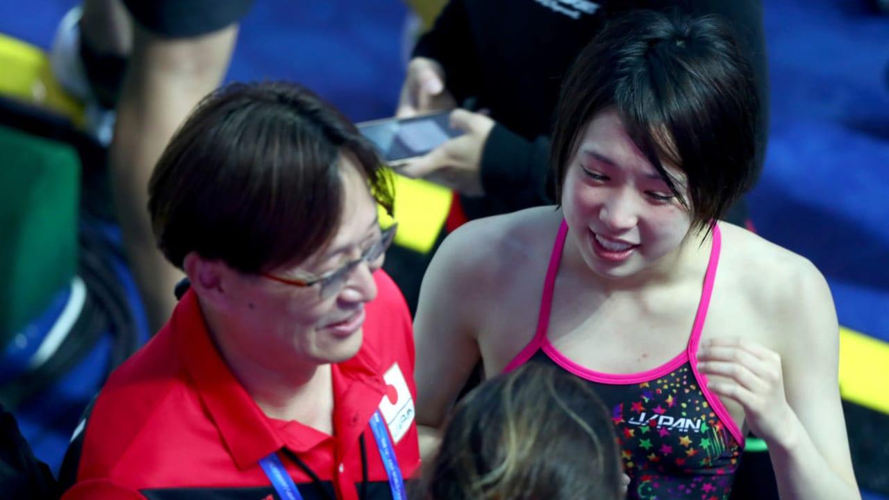 女子高飛び込みの荒井祭里が女子五輪内定第一号! 世界水泳