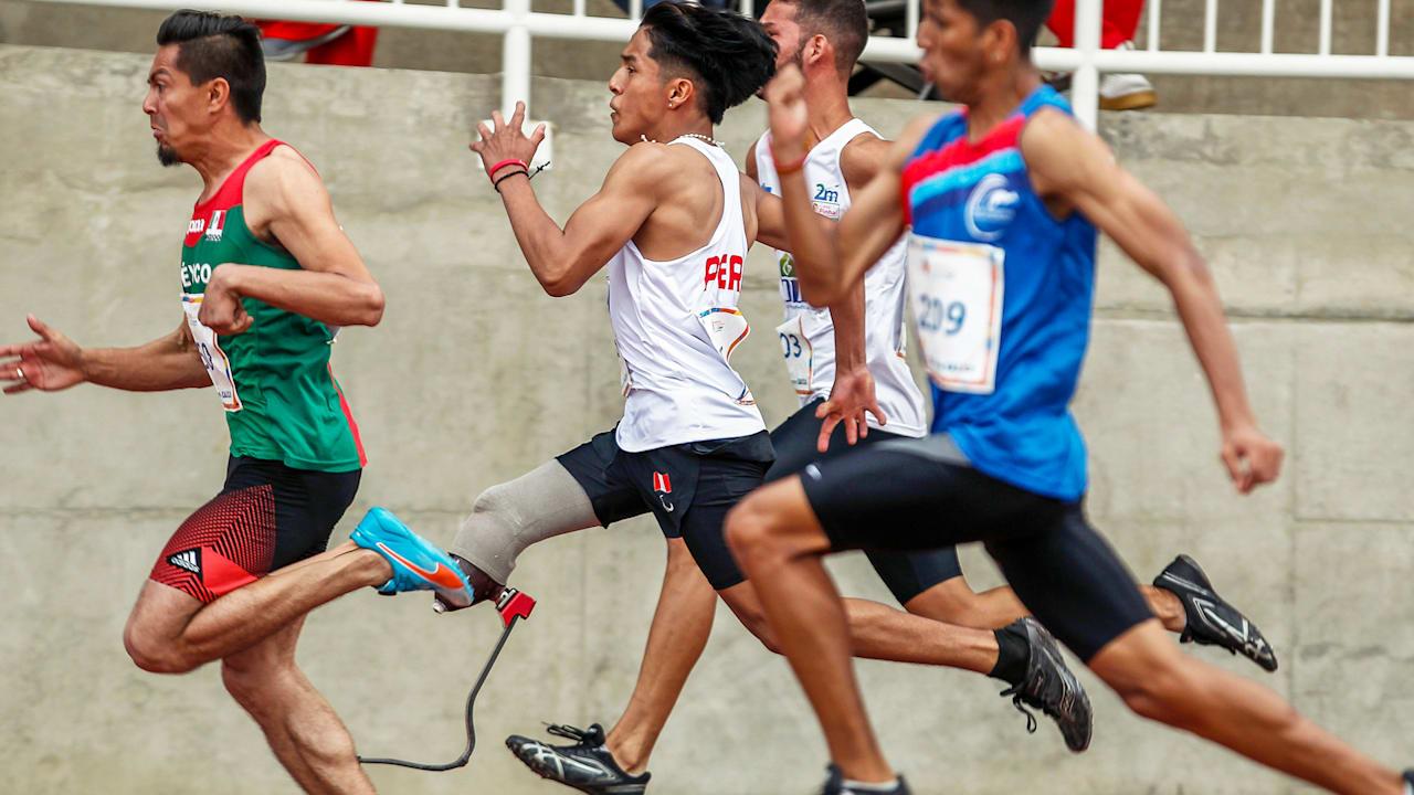 日程 パラリンピック