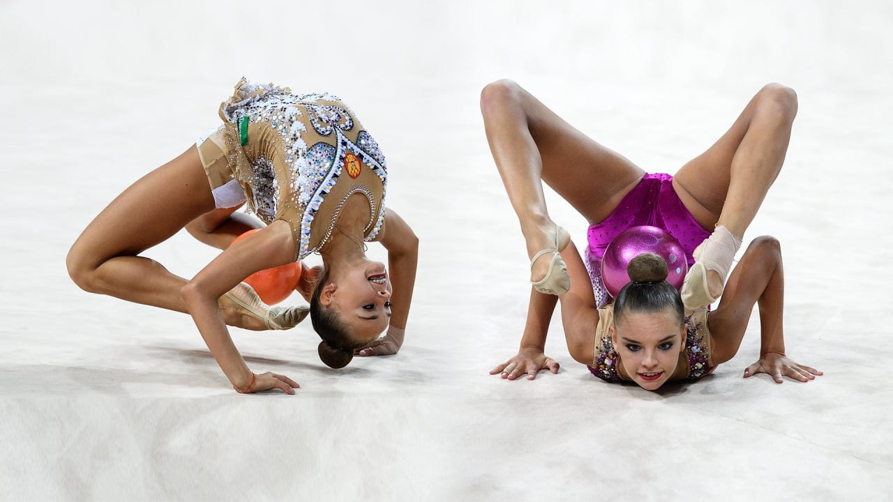 Exclusive! What makes the Averina twins tick