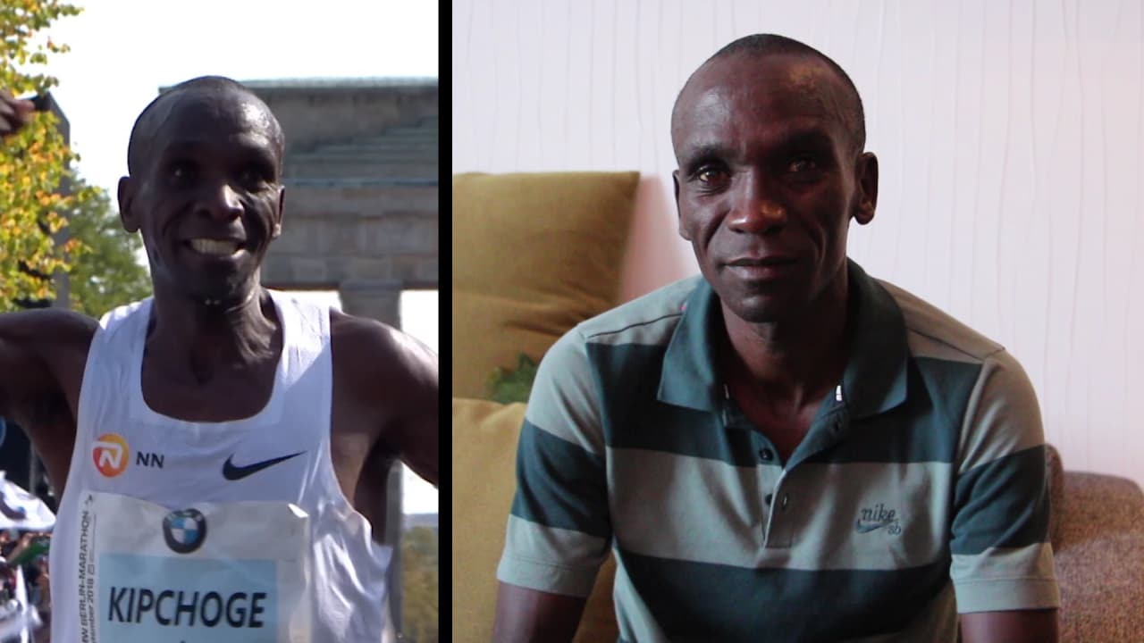 EXCLUSIVE: Kipchoge aiming to break marathon world record again 'very soon'
