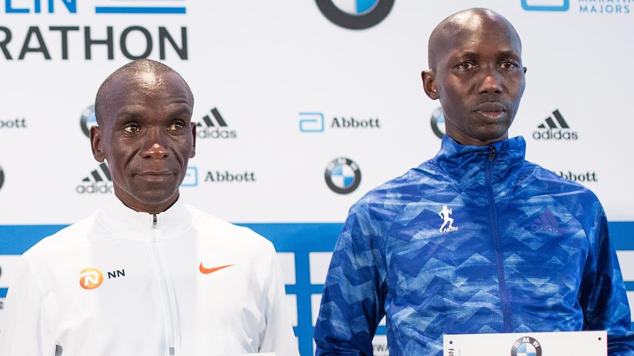 Kenyan stars look forward to Berlin Marathon