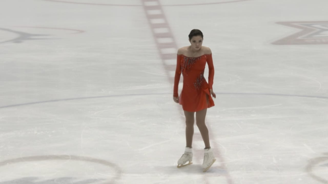 Evgenia Medvedeva 2018 Autumn Classic Free Program Highlights