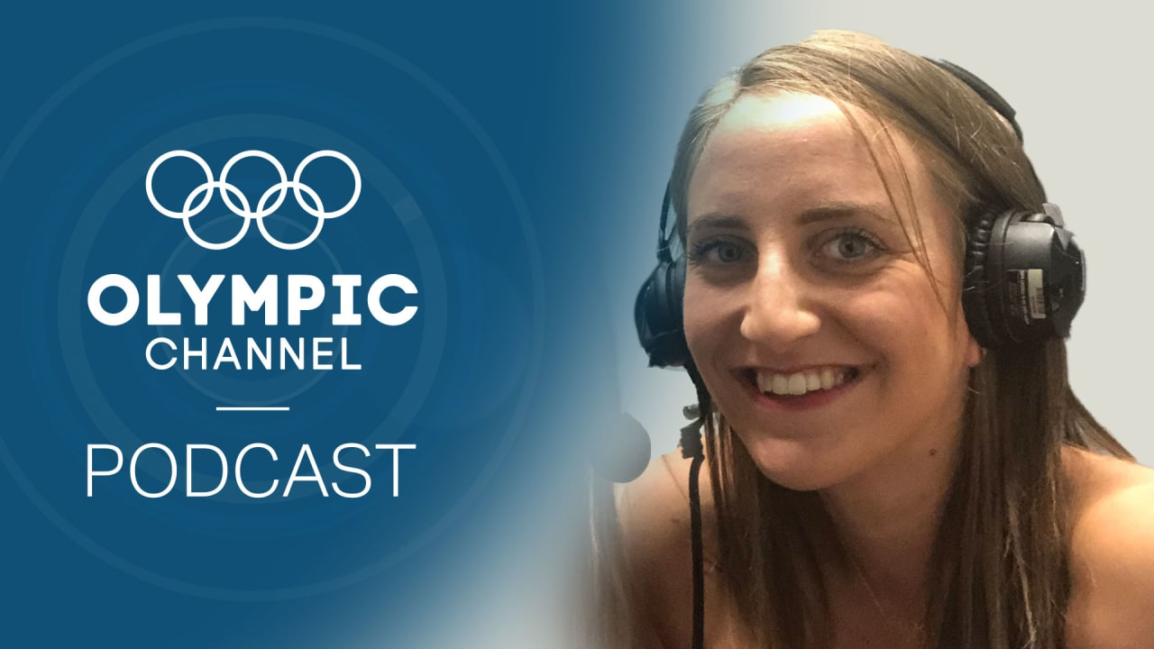 Interviewing an Olympian… Naked