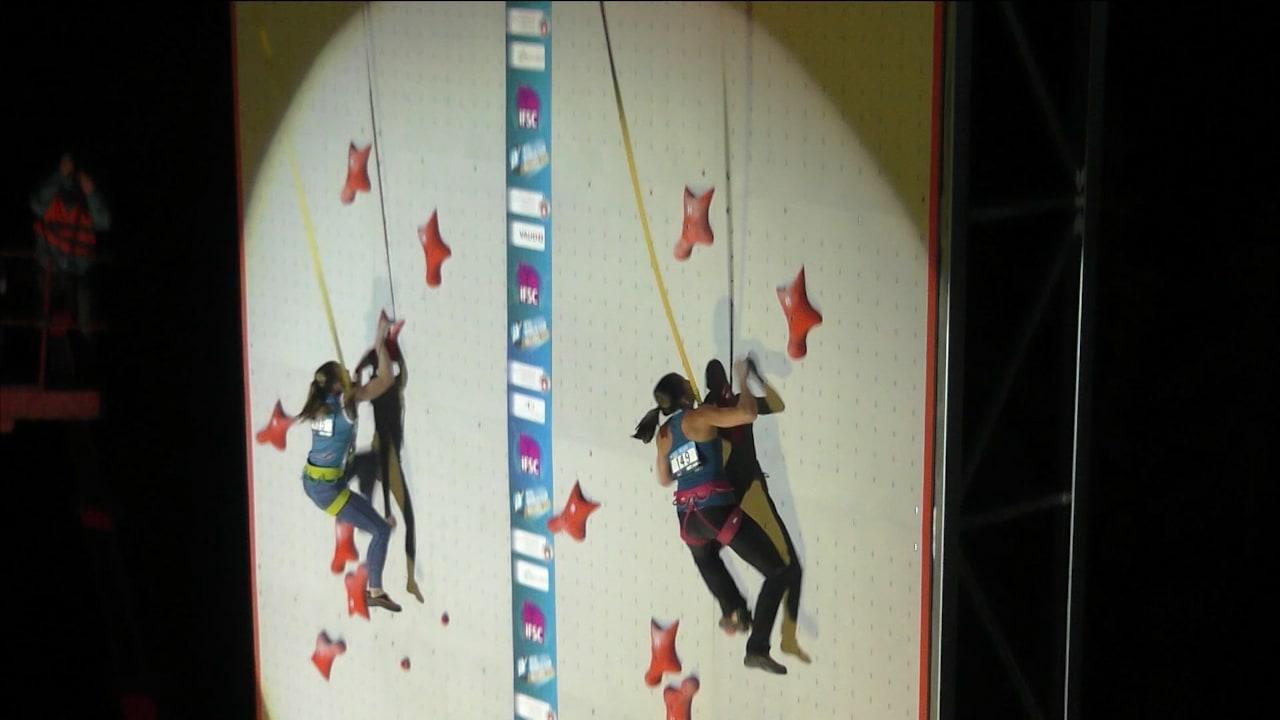 New Sport on the Block 2020: Sport Climbing