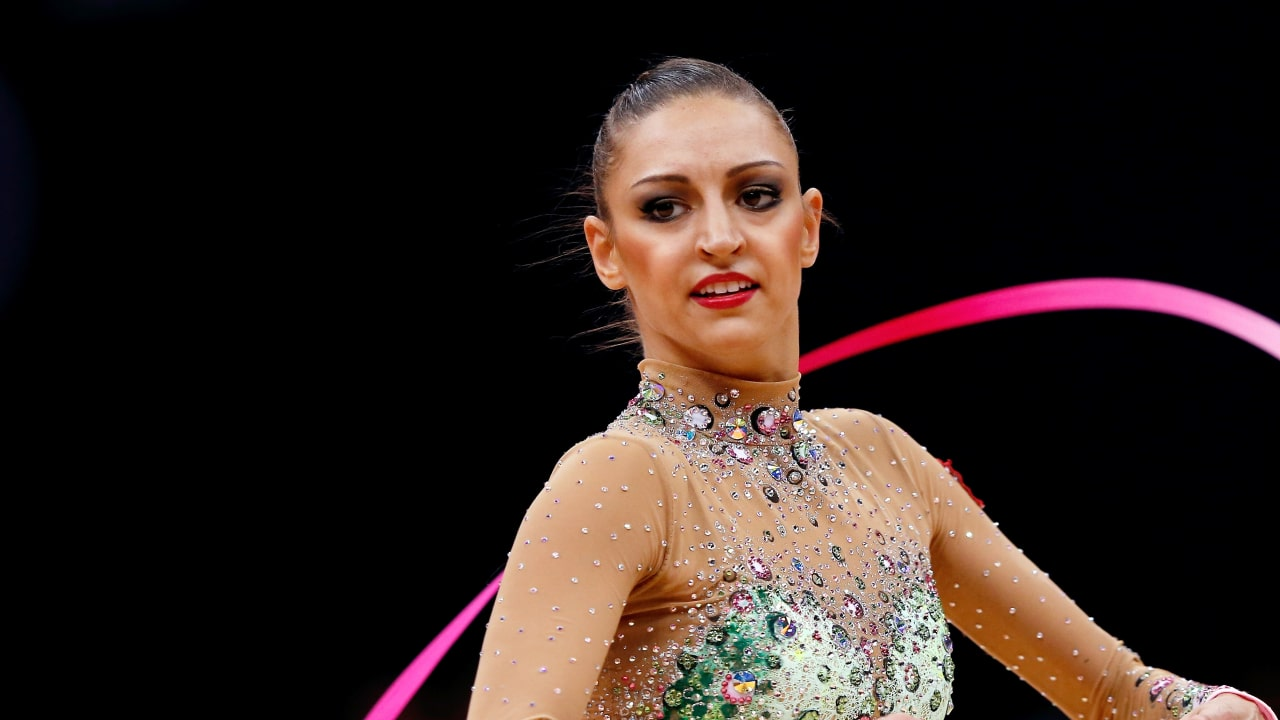 What rhythmic gymnastics is all about