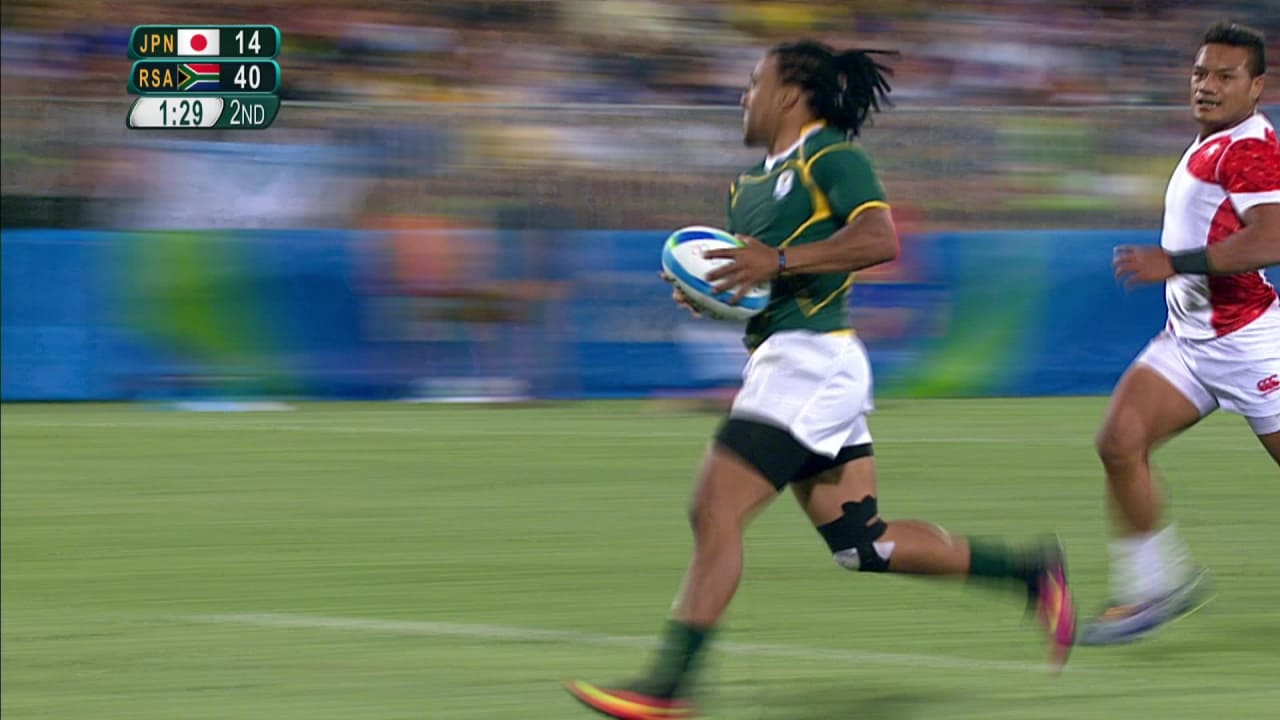 South Africa win bronze in Men's Rugby Sevens