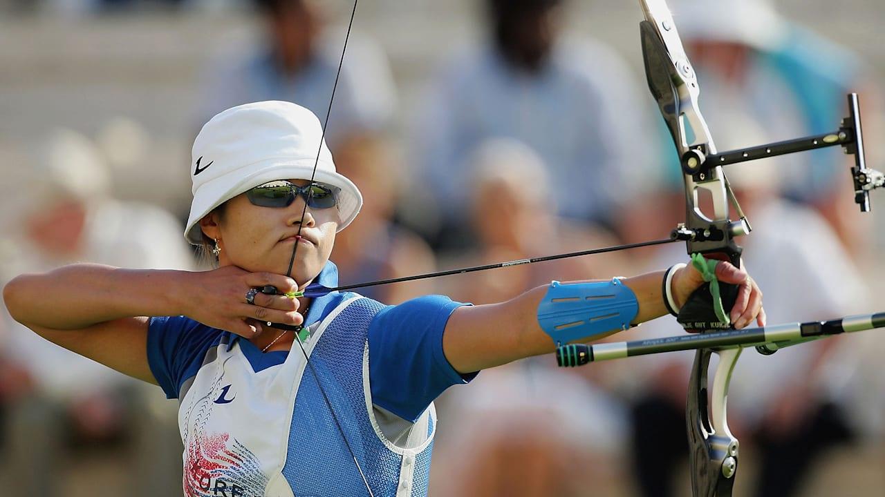 韓国女子アーチェリー、オリンピックで無類の強さを発揮