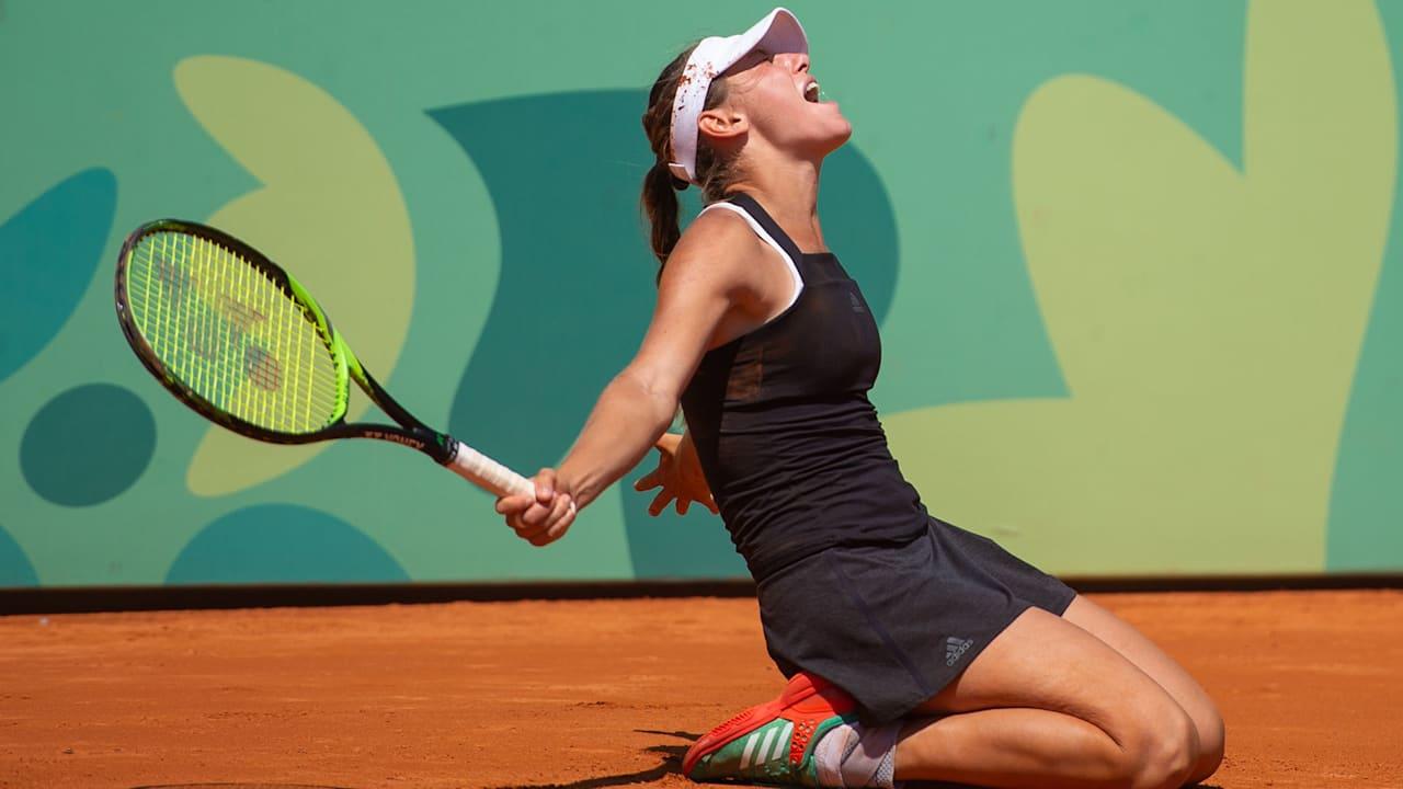 決勝 - 8日目 - テニス | YOGブエノスアイレス2018