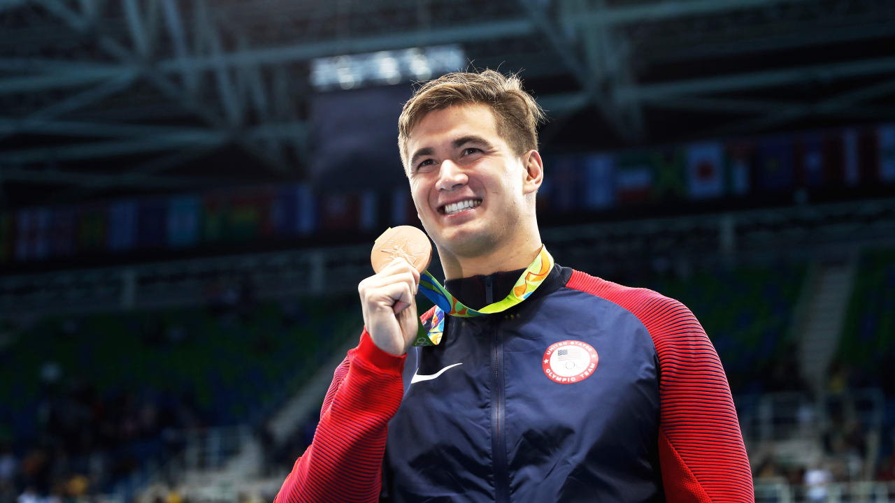 Nathan Adrian: My Rio Highlights