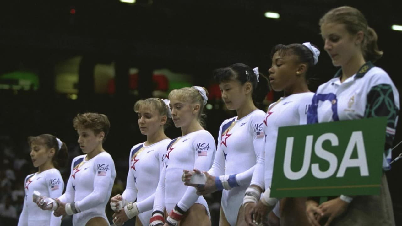 Quickfire: Gymnastics legend Miller talks about the future of gymnastics