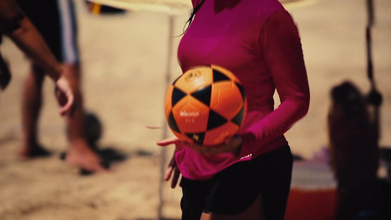 The beauty of Women's Football