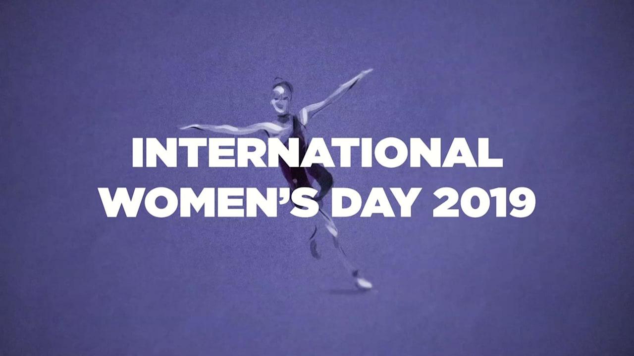 Celebrating International Women's Day 2019