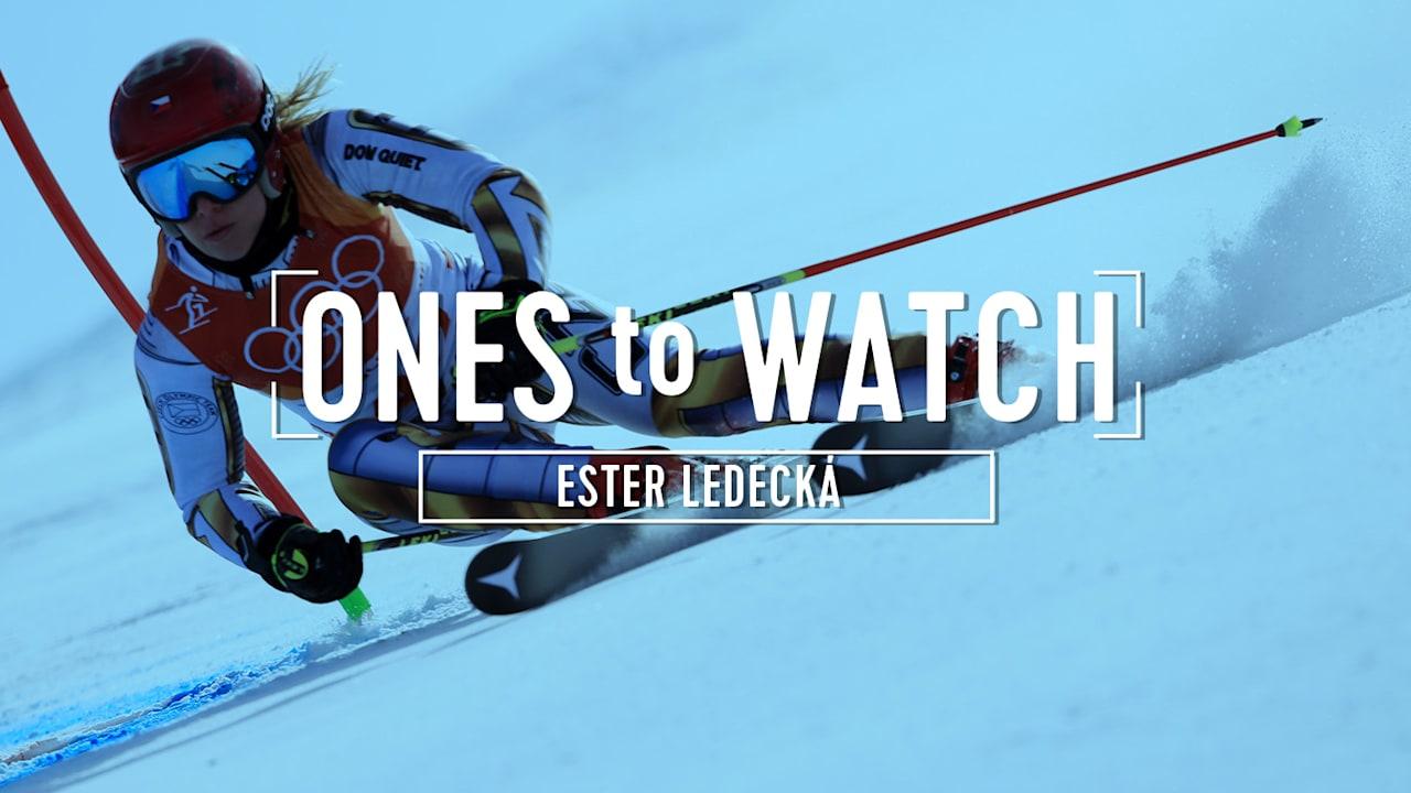 Ester Ledecká: The Most Versatile Winter Olympian Ever