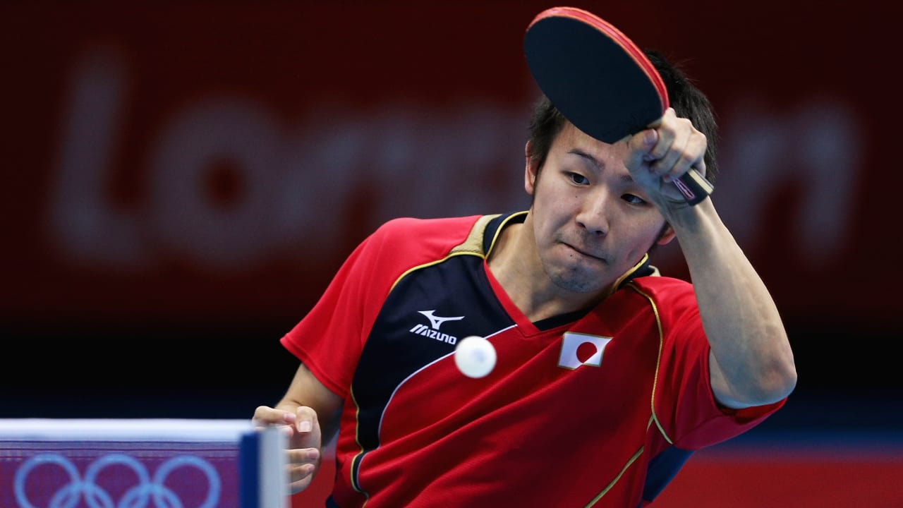 The beauty of Table Tennis