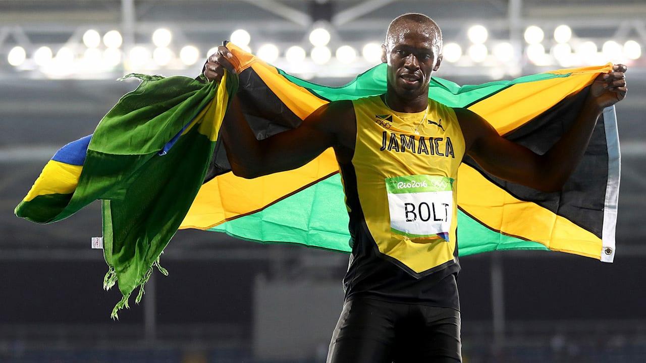 Rio 2016 - Bolt wins the 200m final