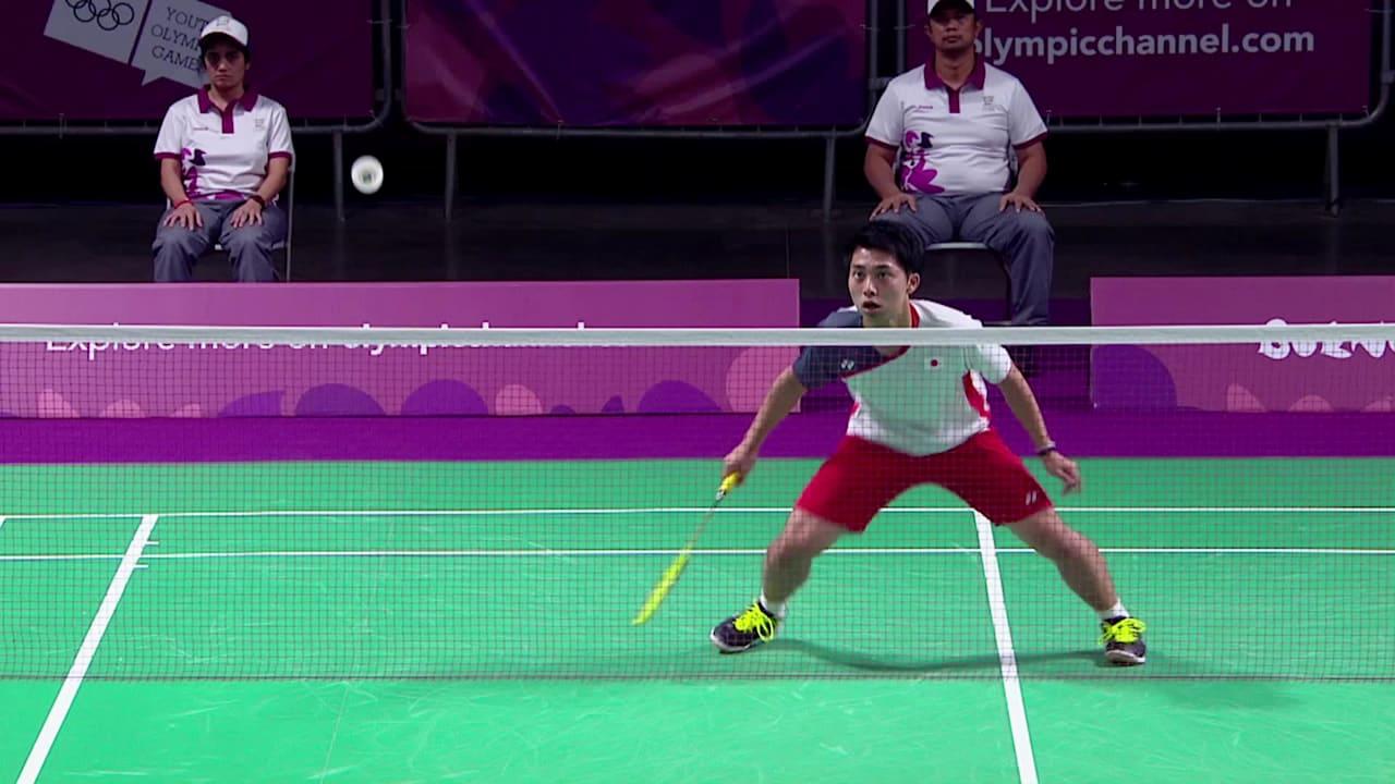 シングルス準決勝 - バドミントン | YOGブエノスアイレス2018