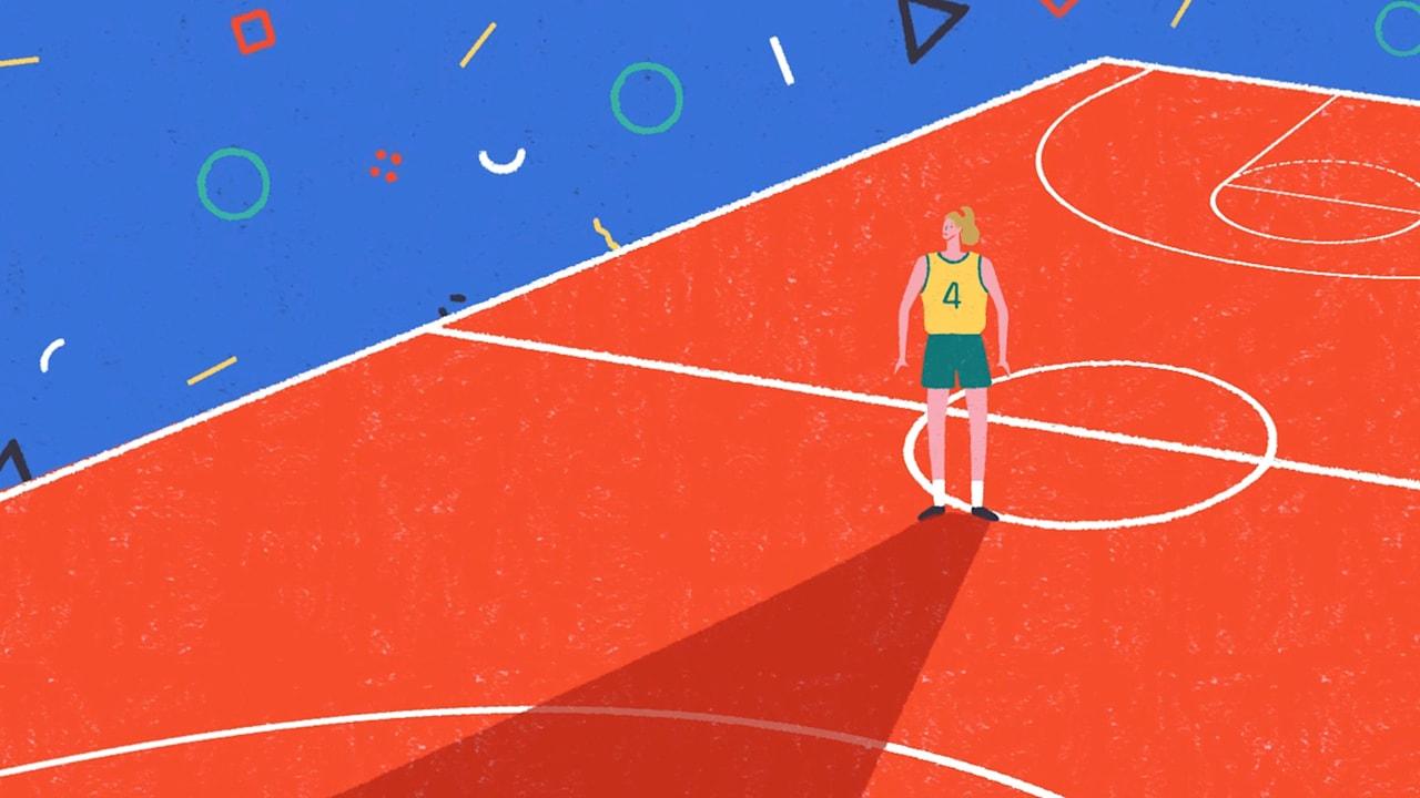 五輪の夢をあきらめなかったバスケットボールレジェンド