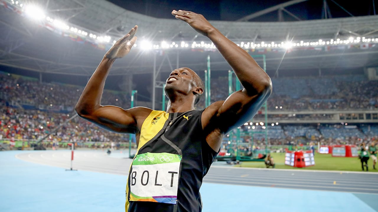 Usain Bolt: My Rio Highlights