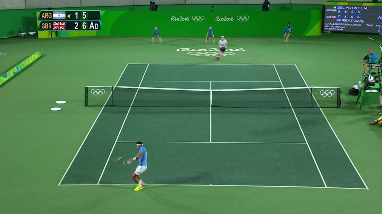 Murray retains tennis title in Rio