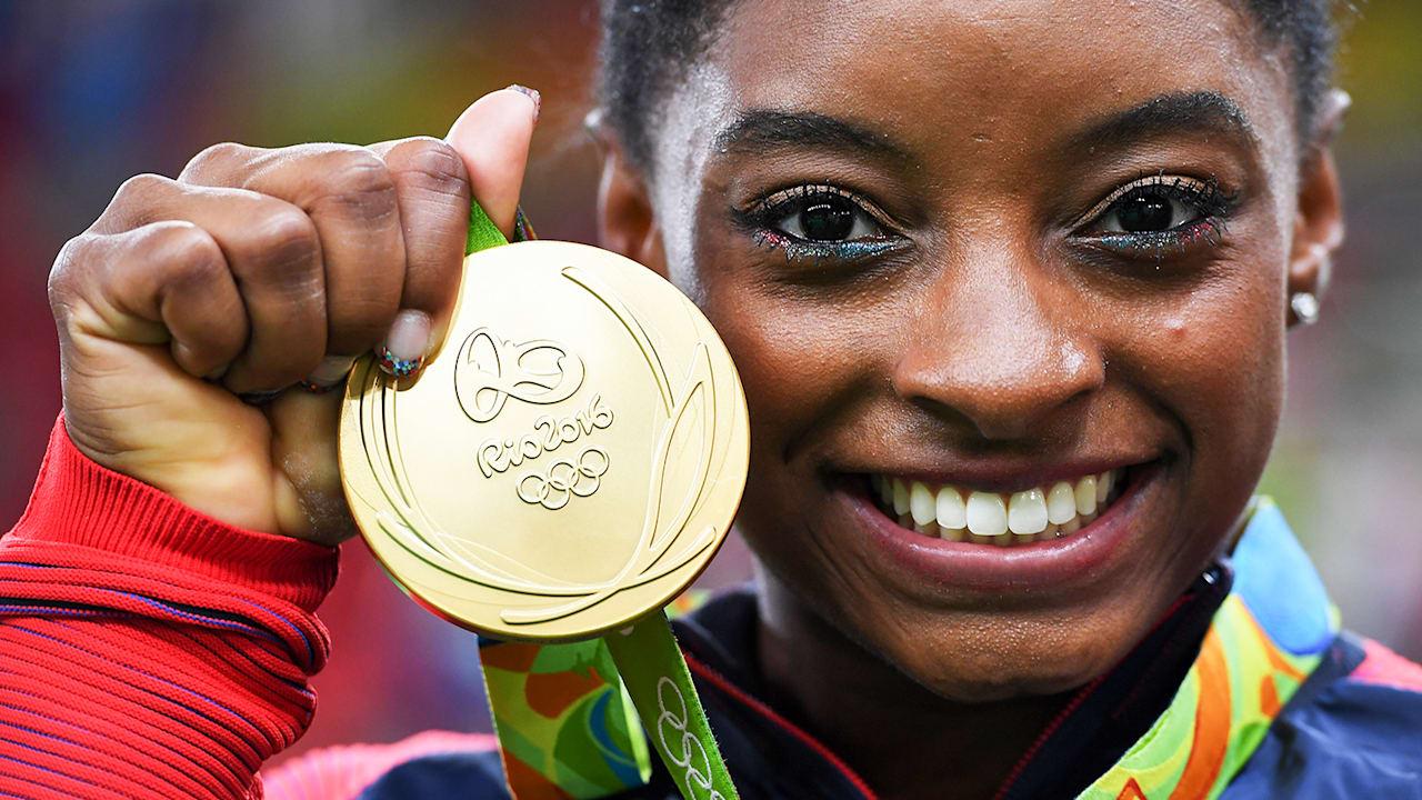 Simone Biles: My Rio Highlights