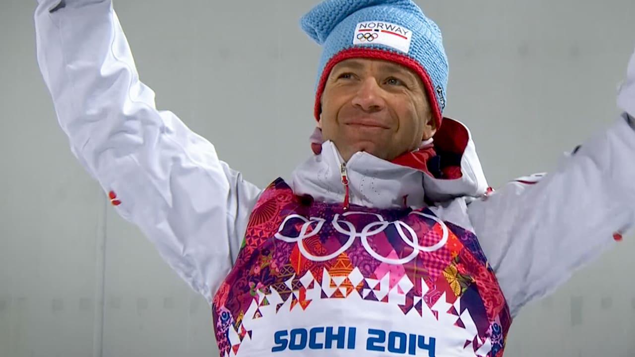 Legendary Ole Einar Bjoerndalen ends amazing career