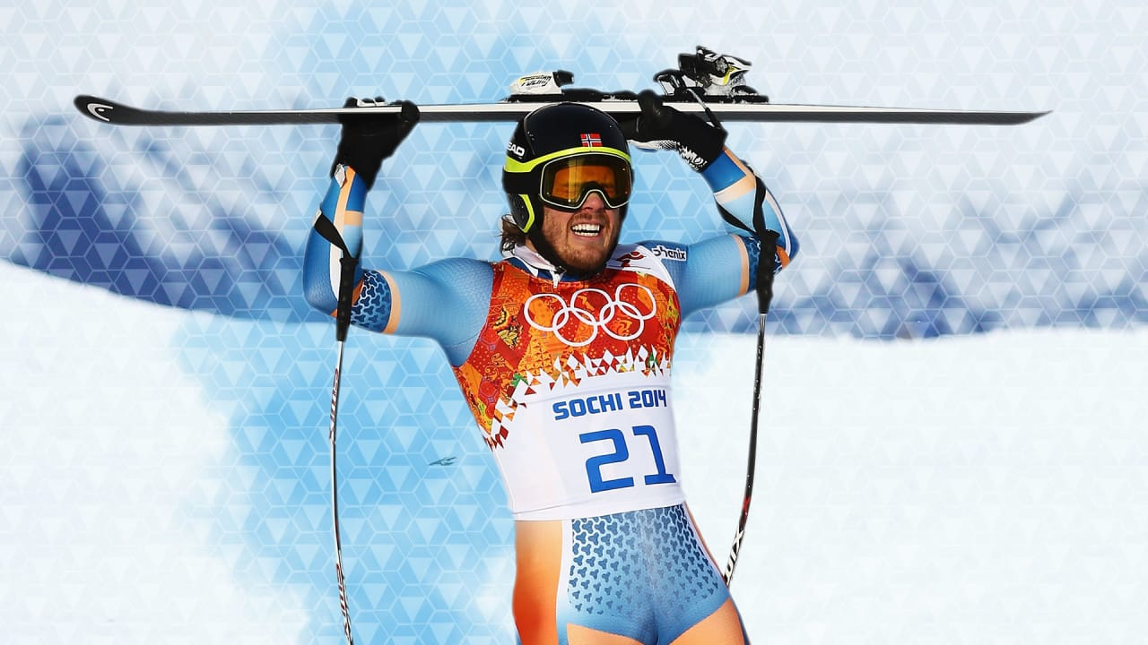 Kjetil Jansrud: The grit of glory of Norway's five-time Olympic medallist