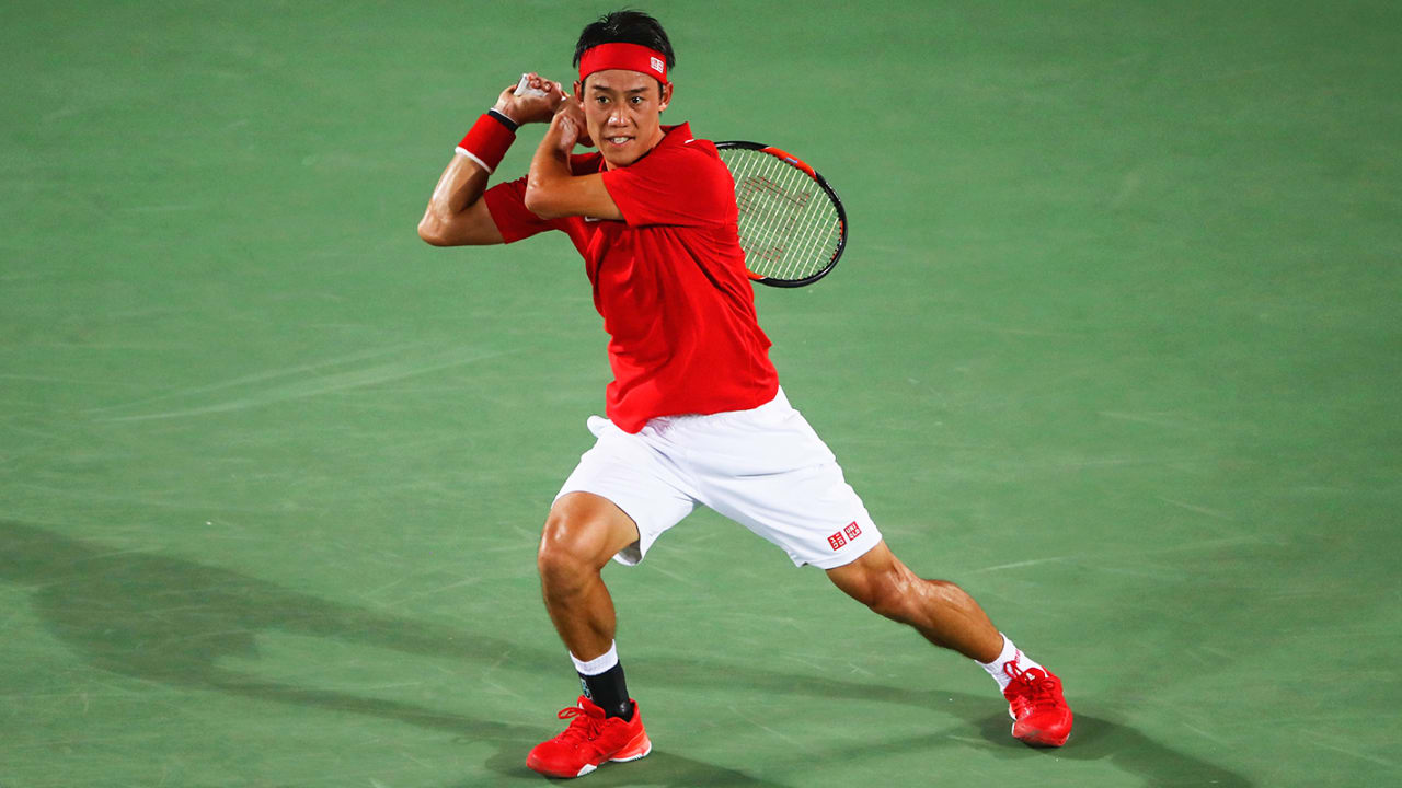 Kei Nishikori: My Rio Highlights
