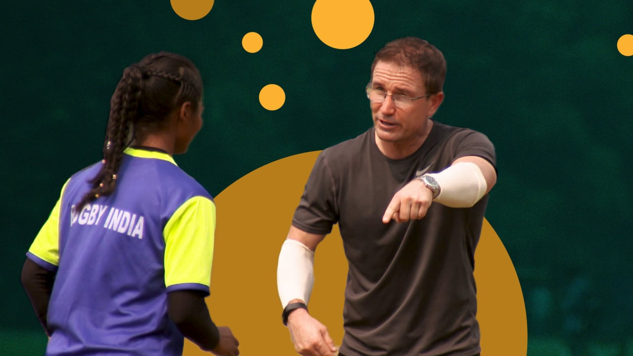 Top rugby 7s tips with US rugby coach Mike Friday