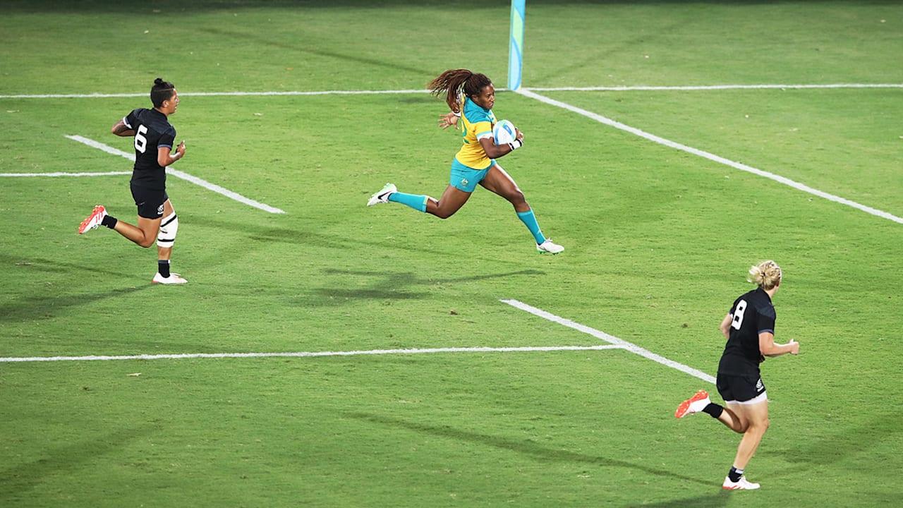 7人制ラグビーがオリンピックの正式種目としてデビュー