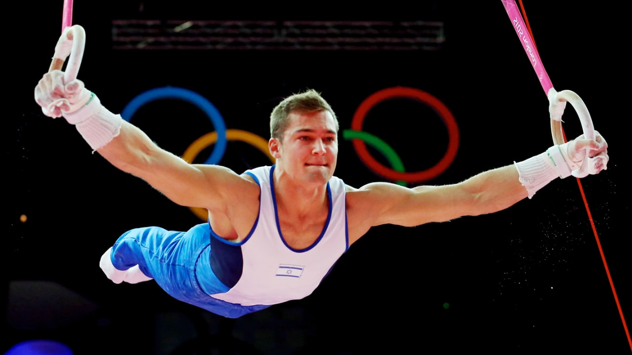 Zanetti wins gold in artistic rings | London 2012 Replays
