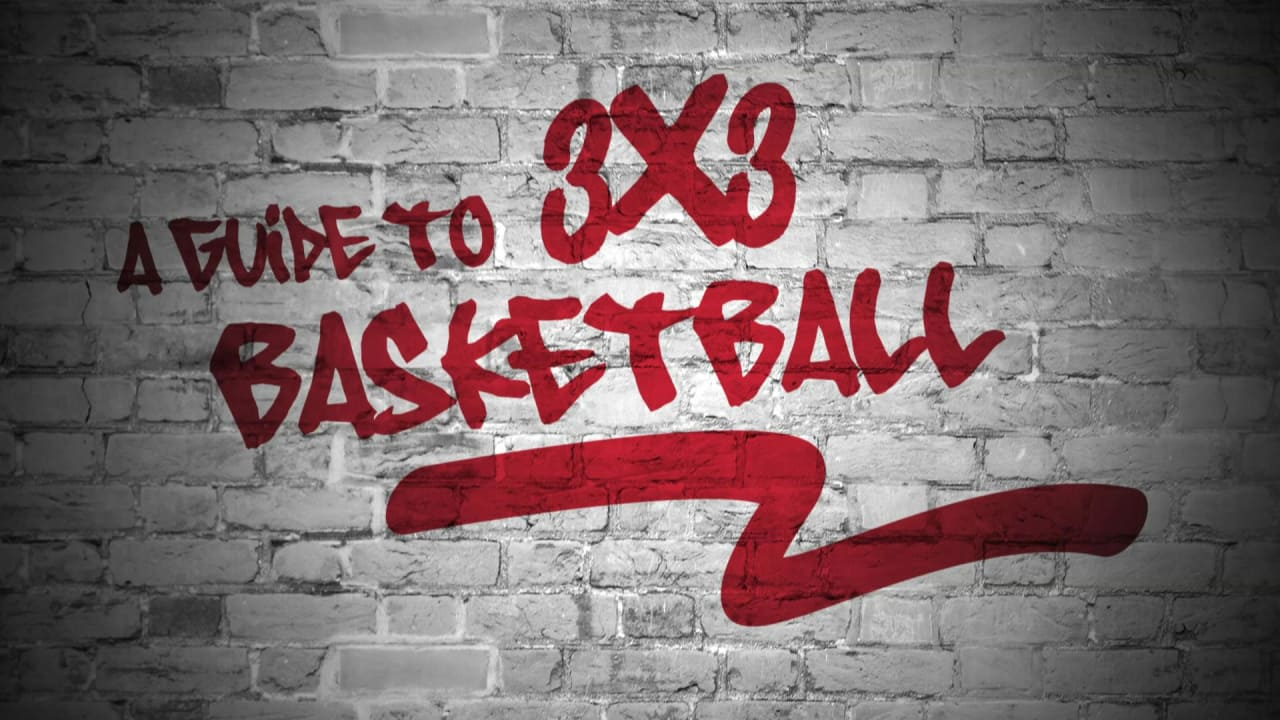 A guide to 3x3 Basketball