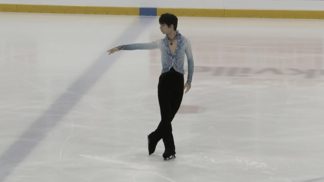 Yuzuru Hanyu 2018 Autumn Classic Short Program Highlights