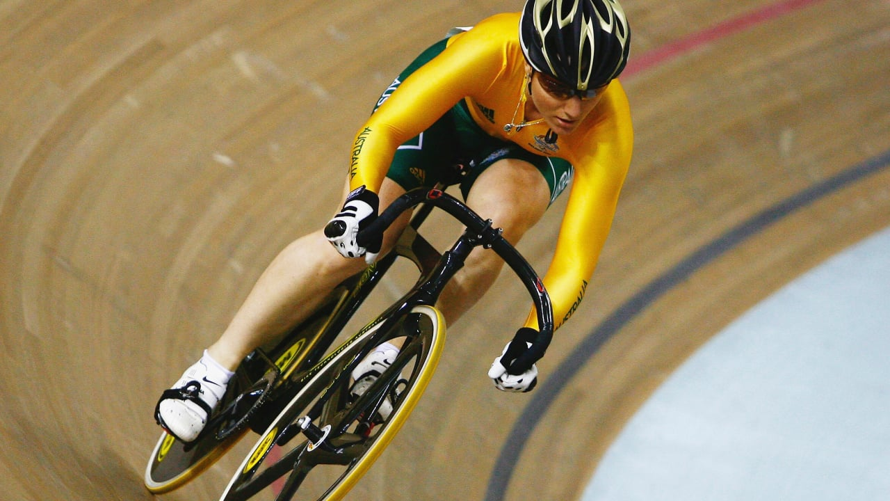 The beauty of Women's Track Cycling