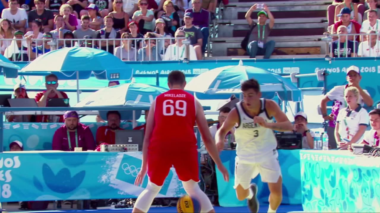 Excited for 3x3 at Tokyo 2020? Look back at the best from YOG2018