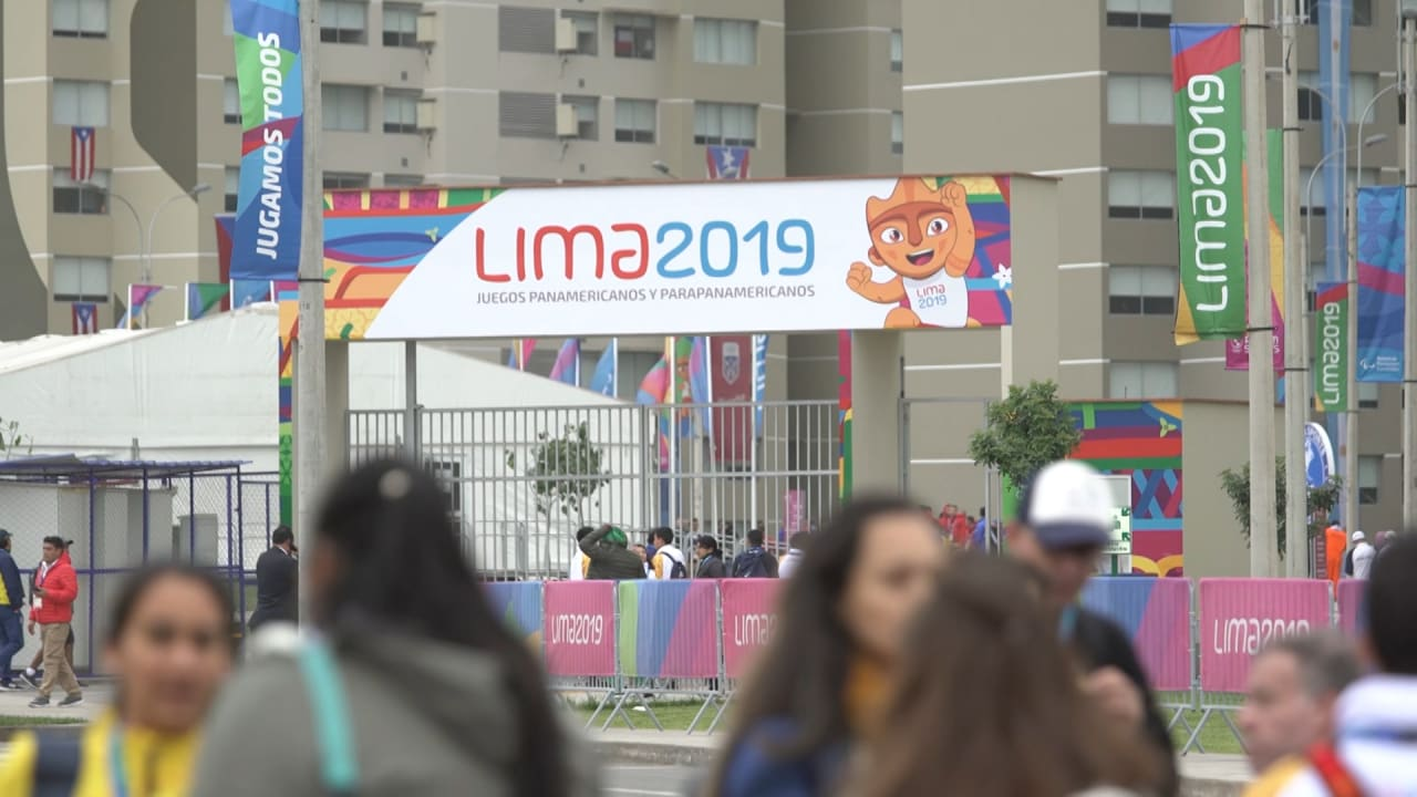 Extra incentive for home Athletes in Lima as Pan American Games get underway